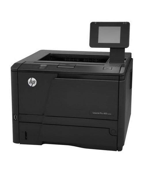 LaserJet Pro 400 M401dn von HP Laserdrucker