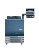 bizhub Press C6000 Konica Minolta Kopierer