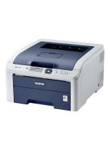 Brother HL-3040CN Farblaserdrucker