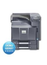 Gebrauchter Farblaserdrucker Kyocera FS-C8650DN