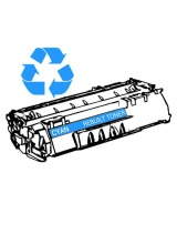 Rebuilt Toner Q6471A für HP cyan
