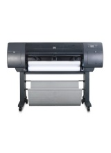 HP DesignJet 4020PS Plotter