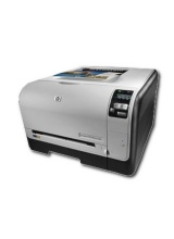 HP Color LaserJet Pro CP1525N Farblaserdrucker