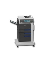 Color LaserJet CM4540f HP Multifunktionsgerät