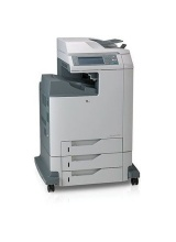 Color LaserJet CM4730f HP Kopierer