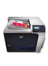 Color LaserJet CP4525N von HP Farblaserdrucker