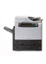 Gebrauchter Color LaserJet 4345x HP Kopierer