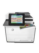 HP PageWide Enterprise Color MFP 586dn Multifunktionsdrucker