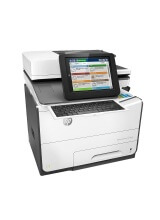 HP PageWide Managed Color Flow MFP E58650z Multifunktionsdrucker