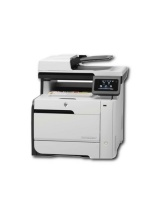Color LaserJet Pro 400 MFP M475DW HP Multifunktionsgerät