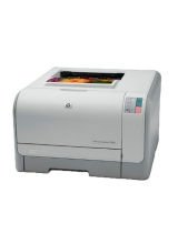 HP Color LaserJet CP1215 Farblaserdrucker