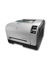 HP Color LaserJet Pro CP1525DN Farblaserdrucker
