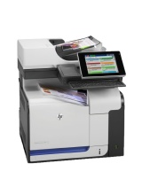 HP Laserjet 500 color MFP M575c Multifunktionsgerät
