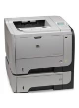 LaserJet Enterprice P3015x von HP Laserdrucker