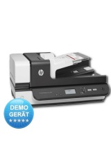 Gebrauchter Scanjet Enterprise Flow 7500 HP Scanner Demogerät