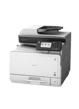 Ricoh Aficio MP C305spf Multifunktionsdrucker