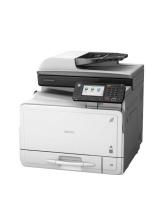 Ricoh Aficio MP C305spf Multifunktionsdrucker