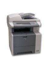 HP LaserJet M3027X MFP Multifunktionsgerät