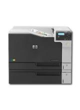 HP Color LaserJet M750dn Farblaserdrucker