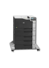 HP Color LaserJet M750XH Farblaserdrucker