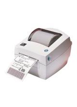 Zebra  LP2844 Etikettendrucker