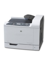 HP Color LaserJet CP6015N Farblaserdrucker
