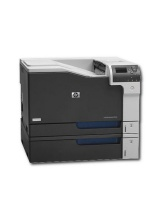 HP Color LaserJet CP5525DN Farblaserdrucker