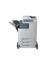 HP Color LaserJet CM4730fsk MFP Multifunktionsgerät