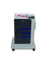 HP Color LaserJet Enterprise CP4525TN mit Unterschrank CC422A Farblaserdrucker
