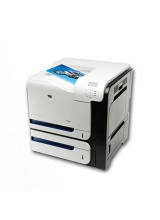 HP Color LaserJet CP3525X Farblaserdrucker