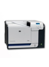 HP Color LaserJet CP3525N Farblaserdrucker