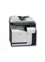 Color LaserJet CM3530 HP Kopierer