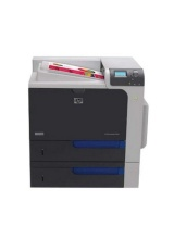 HP Color LaserJet CP4525TN Farblaserdrucker