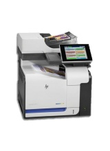 HP Laserjet 500 color MFP M575dn Multifunktionsgerät