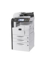 Gebrauchter Kopierer Kyocera KM-3050 mit 2 Papierfäche