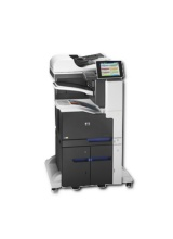 LaserJet Enterprise 700 MFP M775z+ HP Multifunktionsgerät