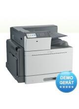 C950de von Lexmark Farblaserdrucker Demogerät