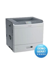 CS796de von Lexmark Farblaserdrucker Demogerät