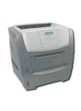 Laserdrucker E352DTN von Lexmark