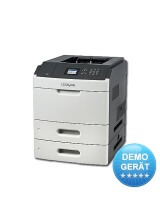 MS812dtn von Lexmark Laserdrucker Demogerät