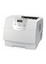Laserdrucker T640N von Lexmark