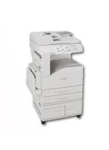 X850e Lexmark Kopierer