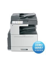 X950de von Lexmark Kopierer Demogerät