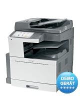 XS955de von Lexmark Kopierer Demogerät