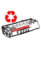 Rebuilt Toner 43872306HC für OKI magenta