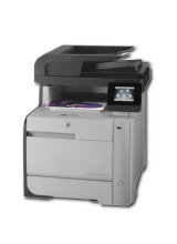 Color LaserJet Pro MFP M476dn HP Multifunktionsgerät