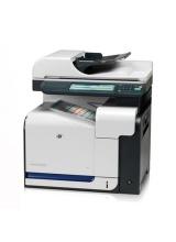 Color LaserJet CM3530fs HP Kopierer