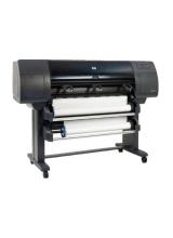 HP Designjet 4520ps 42 Zoll Plotter CM768A
