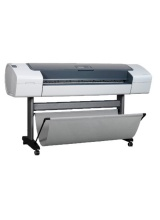 HP DesignJet T610, 44 Zoll Plotter Q6712A