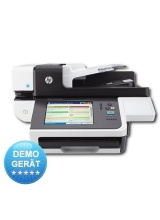 Gebrauchter Digital Sender Flow 8500 fn1 HP Scanner Demogerät